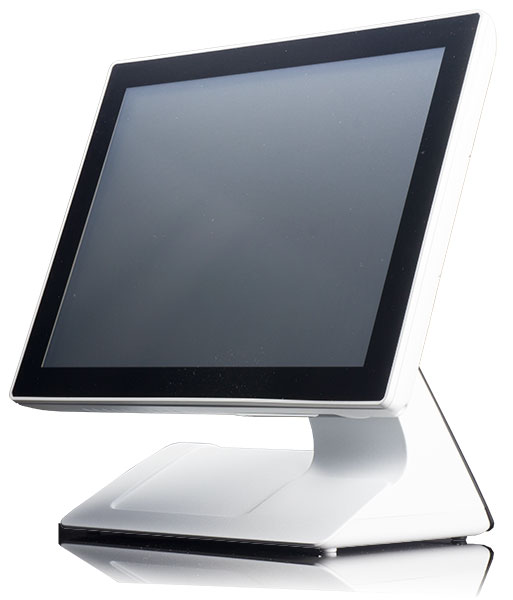 Helios C series POS computer with 15 inch touch screen LCD